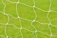 netto cel piłka nożna Zdjęcie Stock