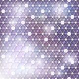 Netto färgrik suddig bakgrund Arkivbild