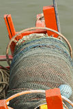 Netto fiske Fotografering för Bildbyråer