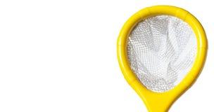 netto kolor żółty Obrazy Royalty Free