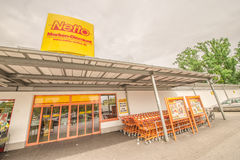 Netto Marken-Discount Stock Photo