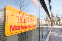Netto Marken-Discount Royalty Free Stock Image