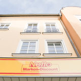 Netto Stock Photo