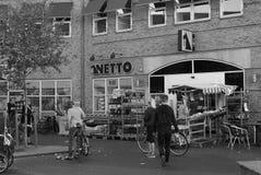 Netto sklep spożywczy Zdjęcia Stock