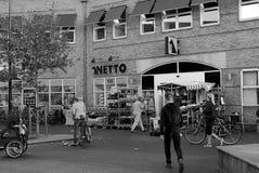 Netto sklep spożywczy Zdjęcie Royalty Free