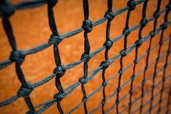 netto tenis Zdjęcia Royalty Free
