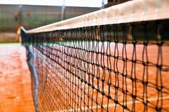 netto tennis Royaltyfria Bilder