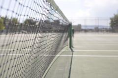 netto tennis Royaltyfri Foto