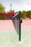 Netto tennis Royalty-vrije Stock Afbeeldingen