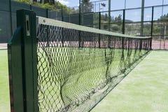 netto tennis Arkivfoto