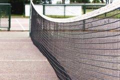 netto tennis Royaltyfri Bild