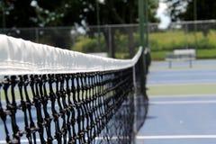 netto tennis Arkivfoton