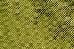 Netto textilmodell för guling Royaltyfria Bilder