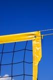 Netto volleyball royalty-vrije stock foto's