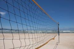 Netto volleyball Stock Afbeeldingen
