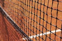 Netto voor tennis stock afbeeldingen