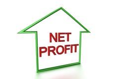 Netto Winst Stock Foto's