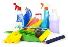 Nettoyage photos stock