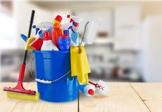 Nettoyage image stock
