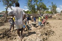 Nettoyer la boue Image stock
