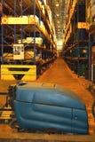 Nettoyeur de pression dans l'entrepôt Photo libre de droits
