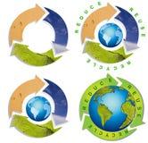Nettoyez l'environnement Photos libres de droits