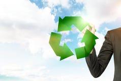Nettoyez l'environnement Photographie stock libre de droits