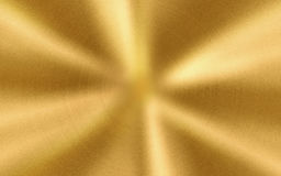 Nettoyez l'illustration de fond de texture d'or Image libre de droits