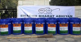 Nettoyez l'Inde Photos stock