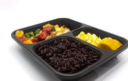 Nettoyez la nourriture Photo libre de droits