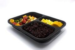 Nettoyez la nourriture Image stock