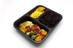 Nettoyez la nourriture Images stock