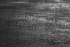 Nettoyez la surface de panneau de craie Conseil noir avec un ?clat m?tallique Fond m?tallique Fond noir vide pour la conception n image stock