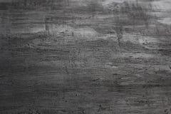 Nettoyez la surface de panneau de craie Conseil noir avec un ?clat m?tallique Fond m?tallique Fond noir vide pour la conception n photographie stock libre de droits