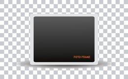 Nettoyez la vue d'isolement de Foto Image stock