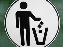 Nettoyez le monde Images libres de droits