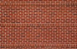 Nettoyez le mur de briques Photographie stock libre de droits