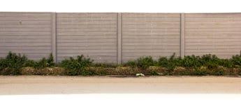Nettoyez le mur industriel Photos libres de droits