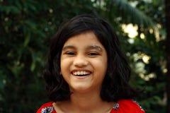 Nettoyez le sourire Image libre de droits