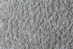 Nettoyez le tapis blanc photographie stock libre de droits