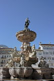 Nettuno di Trento Photos stock