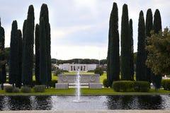 NETTUNO Italia, Kwiecień, - 06: Wejście Amerykański Militarny Ce Obraz Royalty Free
