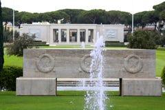 NETTUNO Italia, Kwiecień, - 06: Wejście Amerykański Militarny Ce Fotografia Stock