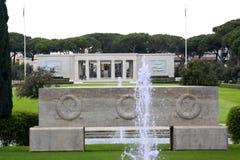NETTUNO Italia, Kwiecień, - 06: Wejście Amerykański Militarny Ce Zdjęcie Royalty Free