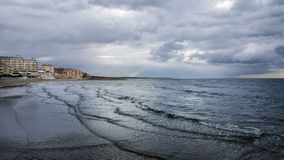 Nettuno morza plaża Obraz Stock