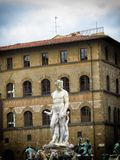 Nettuno Statue Royalty Free Stock Images