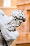 Netuno, praça Navona em Roma Itália Imagem de Stock Royalty Free