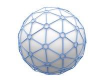 Netwerk Stock Afbeelding