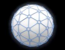 Netwerk Royalty-vrije Stock Foto