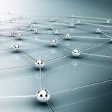 Netwerk Stock Afbeeldingen